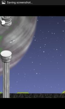 Flappy in Space apk screenshot