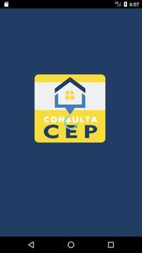 Consulta CEP poster