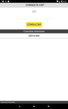 Consulta CEP screenshot 7