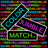 Color Jumble Match icon
