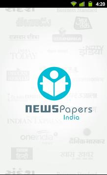News Papers India poster