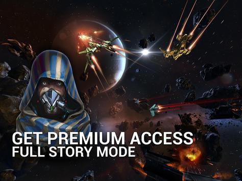 Galaxy on Fire 3 screenshot 8
