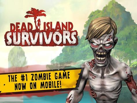 Dead Island: Survivors Cartaz