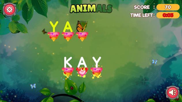 Kids Wordzy: Spelling Learning Game for kids screenshot 1