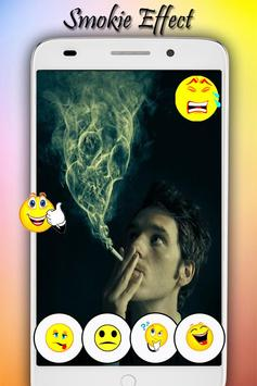 Smoke Effect Photo Maker apk screenshot