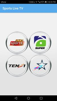 Sports Live TV poster