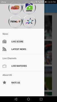 Sports Live TV apk screenshot