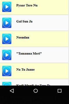 Punjabi Emotional & Romantic Songs screenshot 5