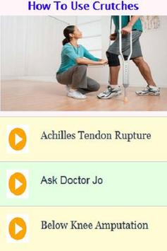 How to Use Crutches Guide screenshot 4