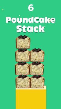 Pound Cake Stack poster