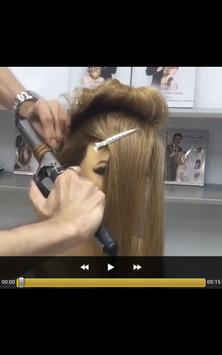 Professional Hair Styles screenshot 8
