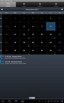 Sports Team Manager Lite screenshot 9