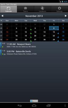 Sports Team Manager Lite screenshot 16
