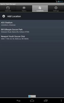 Sports Team Manager Lite screenshot 18