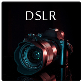 DSLR Camera Effects icon