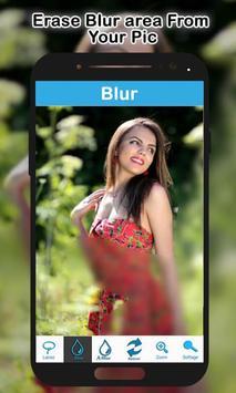 Blur Background Photo Effect apk screenshot