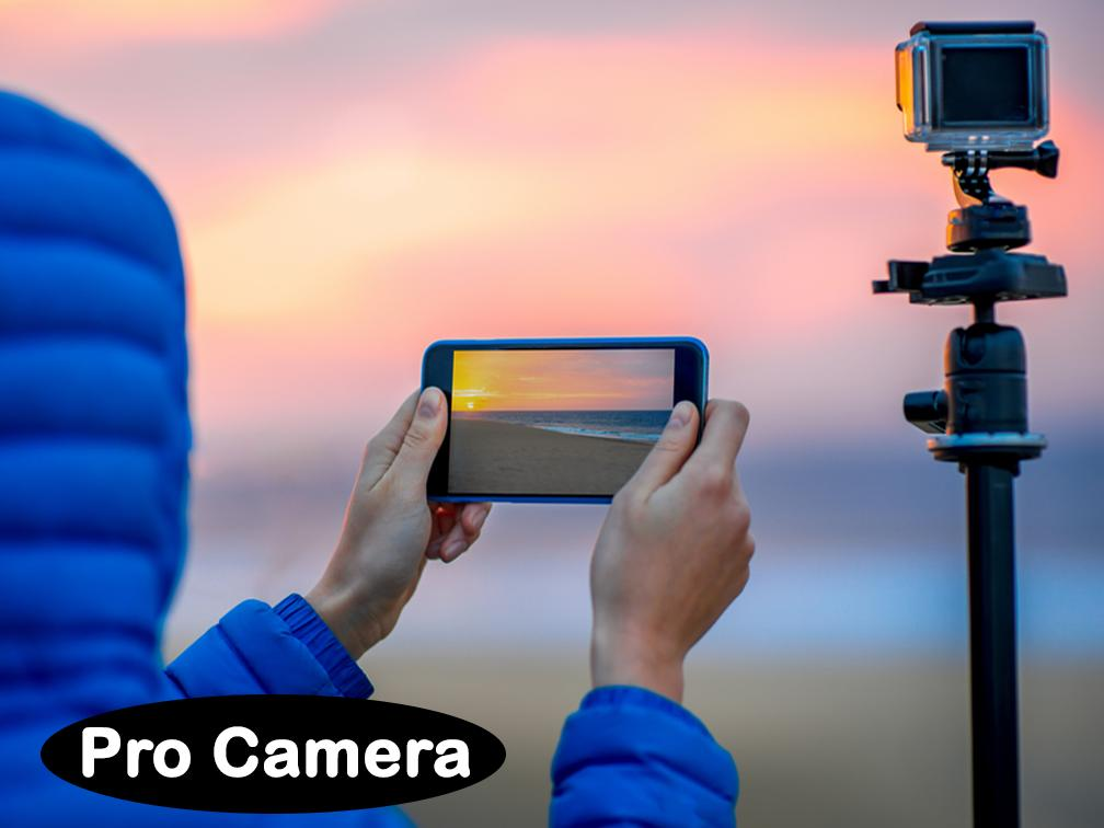 dslr hd camera professional 4k for Android - APK Download