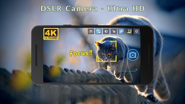 DSLR Camera HD screenshot 4
