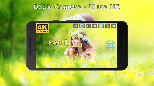 DSLR Camera HD screenshot 3