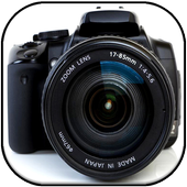 DSLR Camera HD Pro 🌟 icon