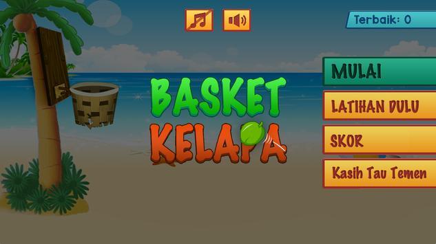 Basket Kelapa screenshot 1
