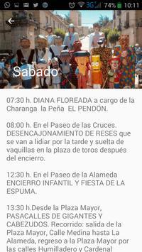 Sigüenza Fiestas San Roque 2019 screenshot 1