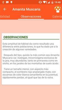 Info Setas screenshot 5