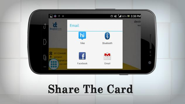 business card Organizer screenshot 7