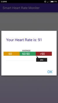Smart Heart Rate Moniter apk screenshot