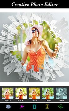 Creative 3D Photo Editor apk screenshot
