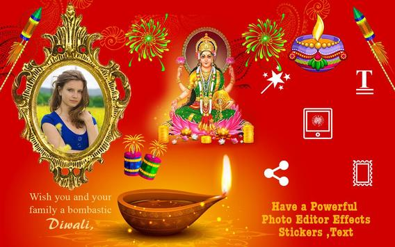 Diwali Photo Frames screenshot 12