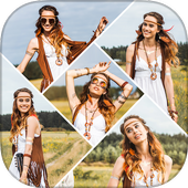 Pic Collager - Photo Collage maker , Photo Editor icon