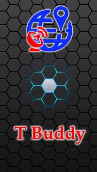 T-Buddy - GPS Tracker apk screenshot