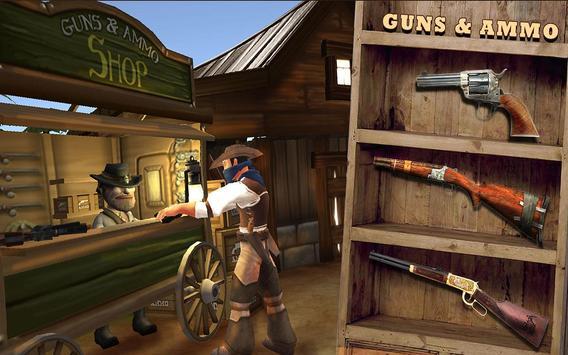 Western Cowboy Skeet Shooting apk screenshot