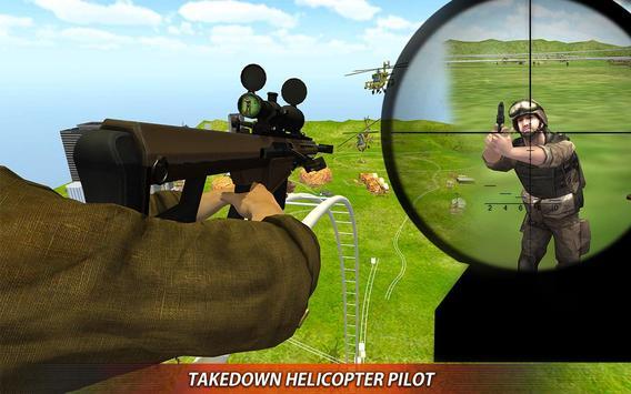 US Army Rollercoaster Shooting screenshot 7
