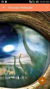 Dinosaurs Wallpaper apk screenshot