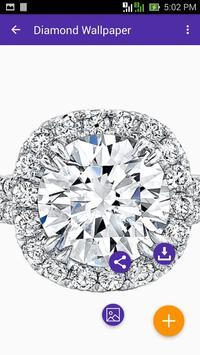Diamond Wallpaper apk screenshot