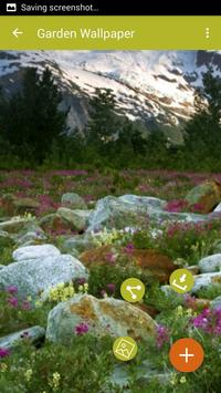 Garden Wallpaper apk screenshot