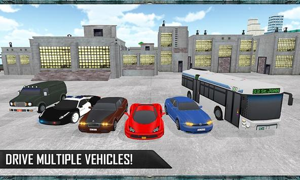 Grand Car Chase Auto driving 3D screenshot 5