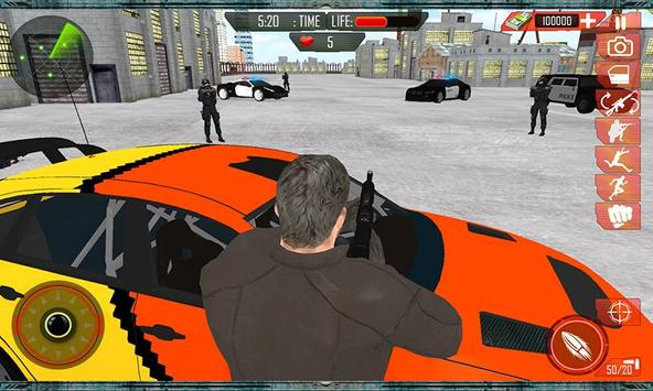 Grand Car Chase Auto driving 3D screenshot 1