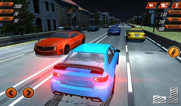Traffic Racer Car Racing Fever apk screenshot