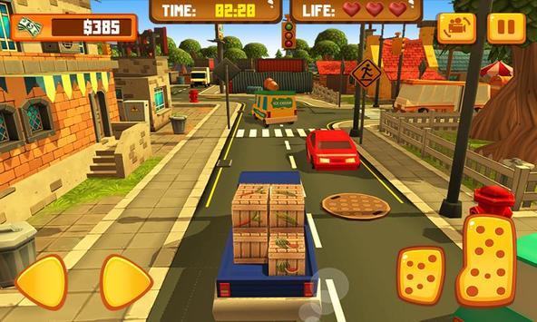 Little Farm Dairy Supply 3D apk screenshot