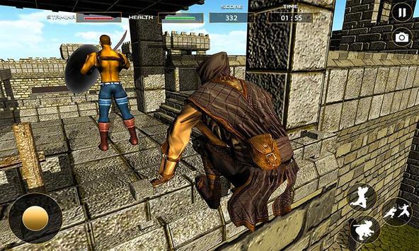 Ninja Warrior Assassination poster