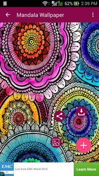 Mandala Wallpapers apk screenshot