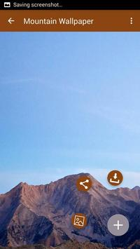 Mountain Wallpaper apk screenshot