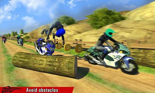 Sports Bike Stunt Racing Game apk screenshot