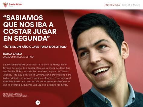 Revista Football Club apk screenshot