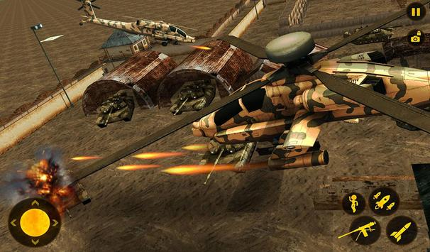 Futuristic Helicopter Real Robot Transformation 3D screenshot 14