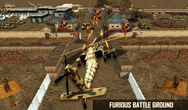 Futuristic Helicopter Real Robot Transformation 3D screenshot 10