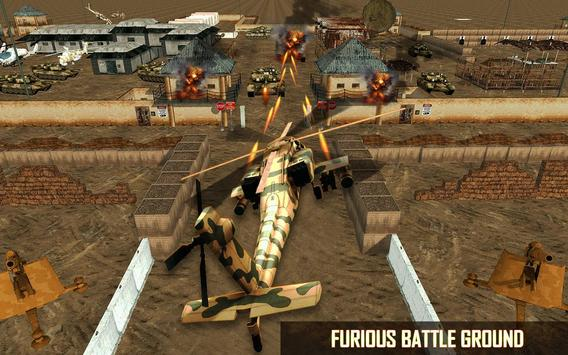 Futuristic Helicopter Real Robot Transformation 3D screenshot 6